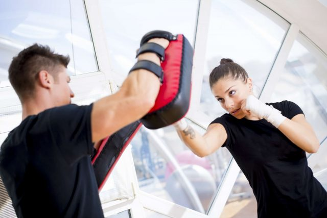 Incorporating boxing classes in regular gyms