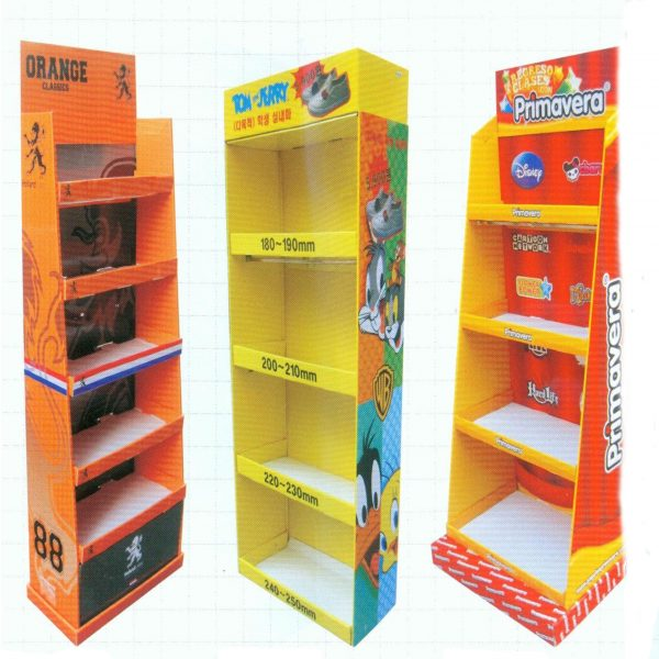 Key advantages of display stands