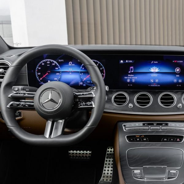 Significant Features Of A Brand New Mercedes-Benz