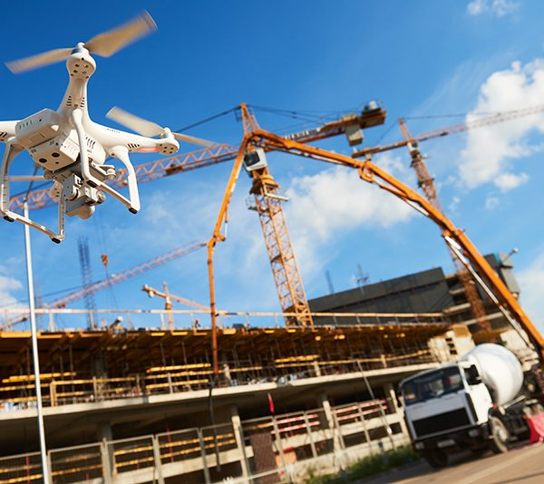 Reasons to Use Drones for Construction Jobs